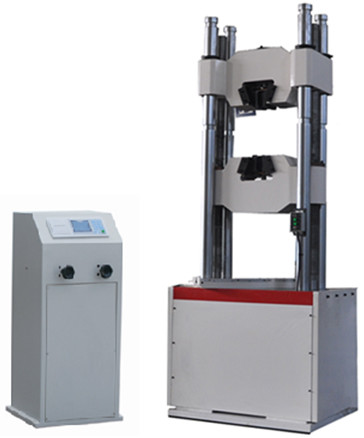 Digital Display Hydraulic Universal Testing Machine with High Pressure Pump