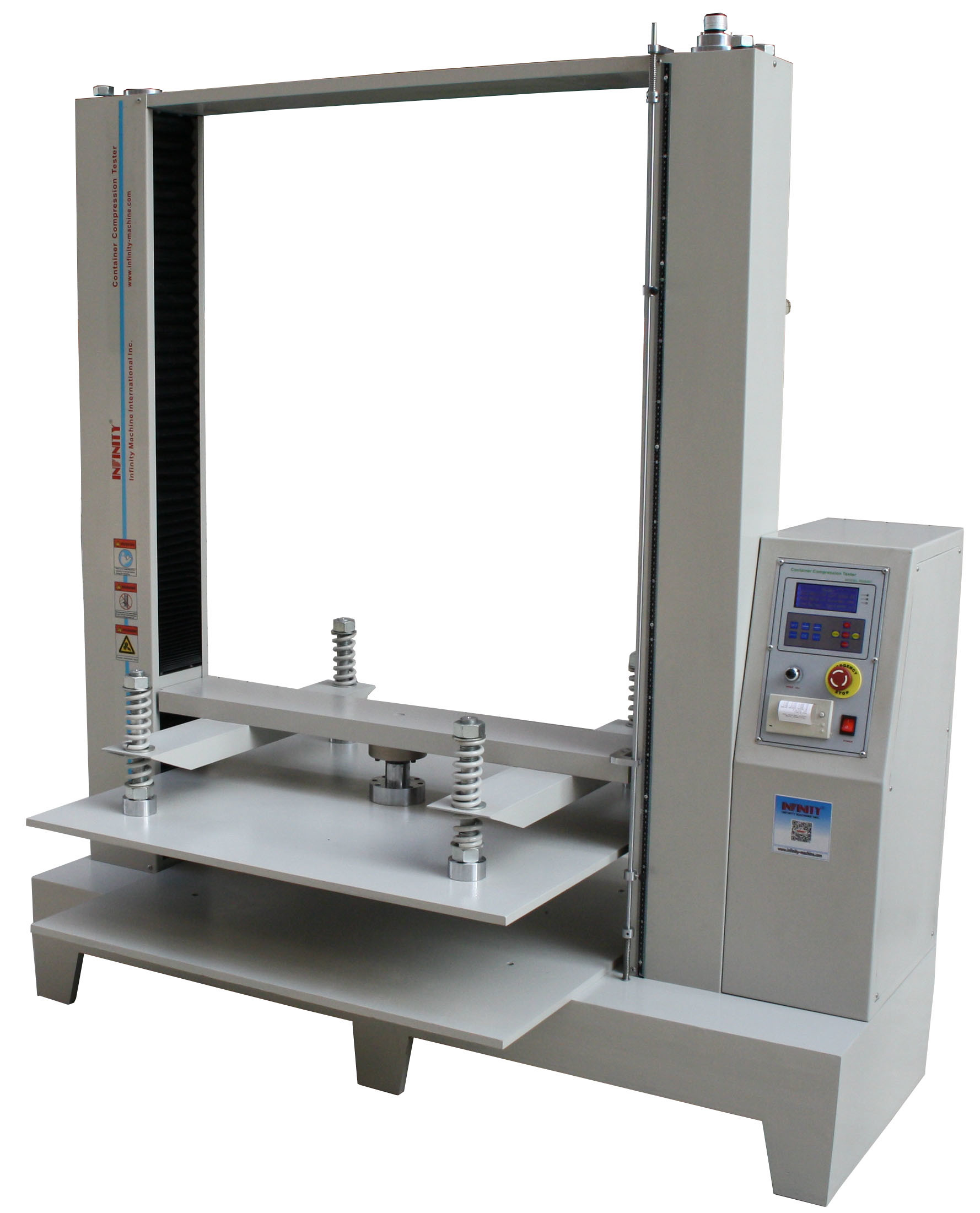 Stepless Compressive Strength Testing Machine Computerized For Contaner